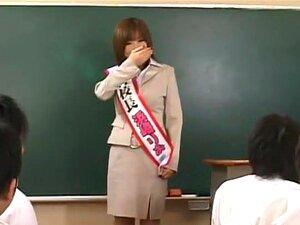 Student Cums Lehrer Muschi