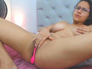 Weißes Mädchen Webcam Squirt