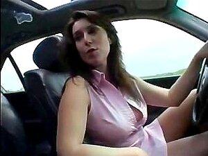 Gefangen mit Sex das Auto