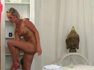 Hd Massage Zimmer Blondine Sexmassage mit