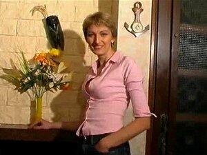 Reife Casting Französisch Blondine Reife blonde